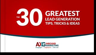 Download Our Free Inbound Marketing Lead Generation eBook
